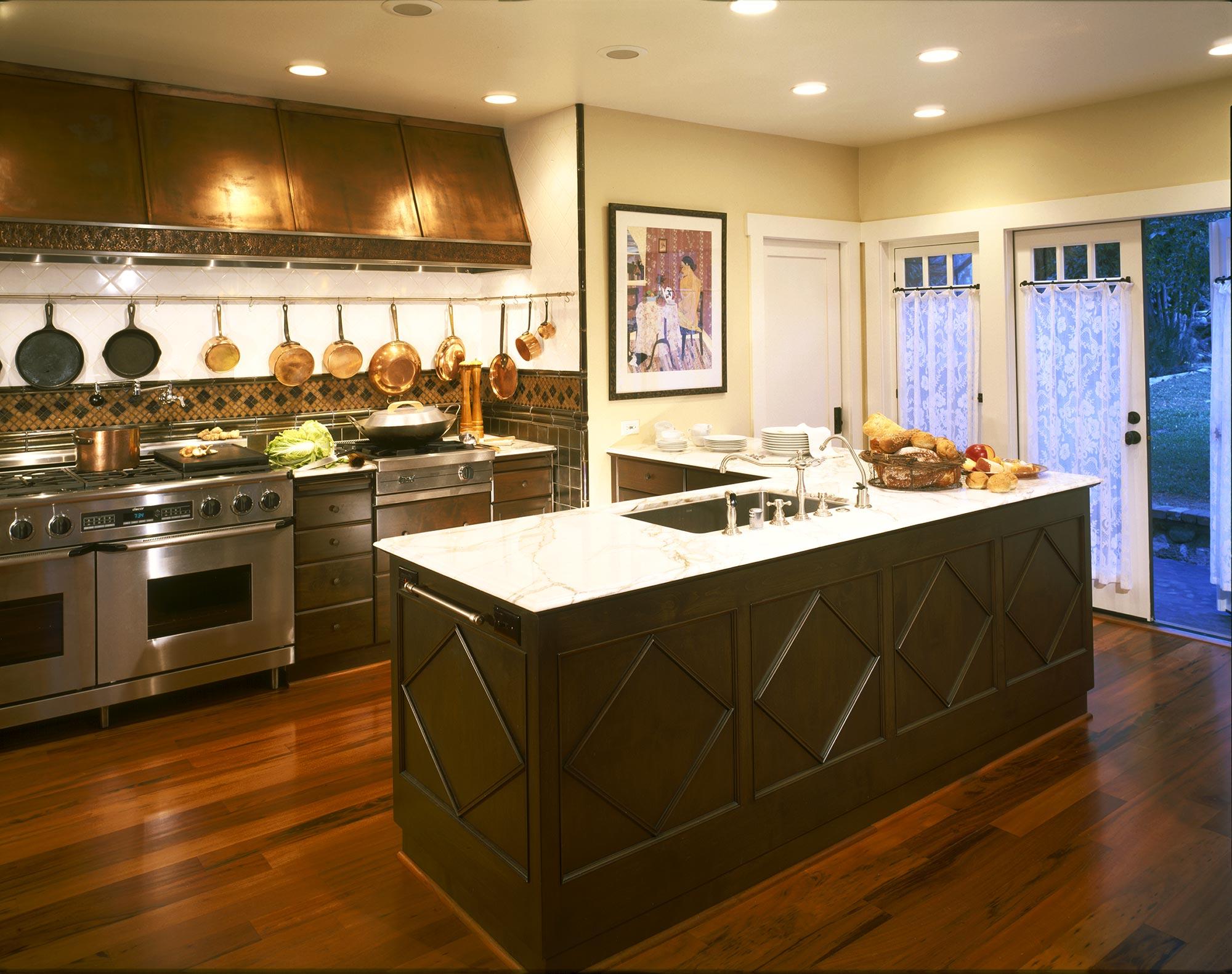 "Design/Build Business: ""Eclectic Kitchen"""