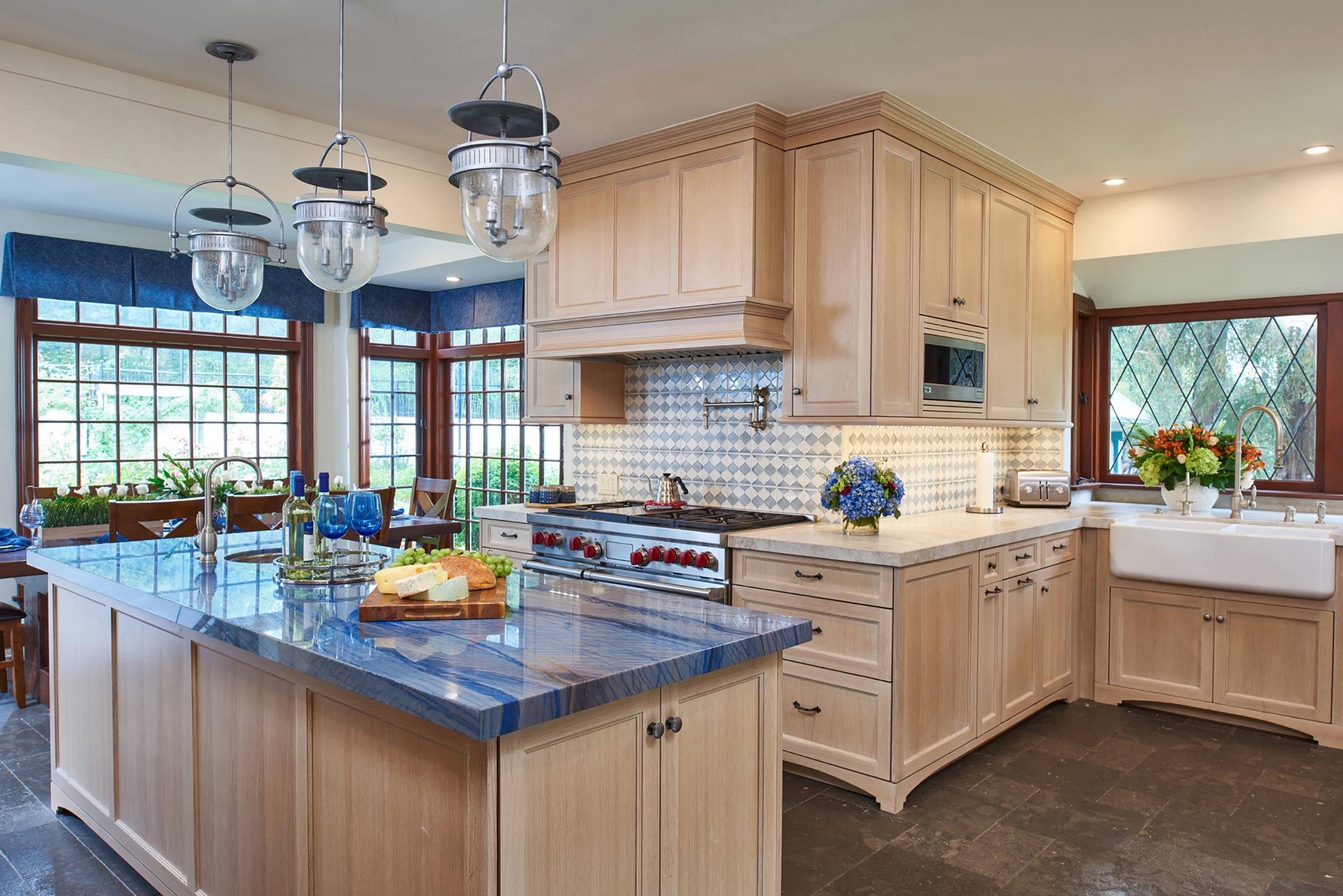 Transitional Kitchen Design Remodel by Cynthia Bennett ...