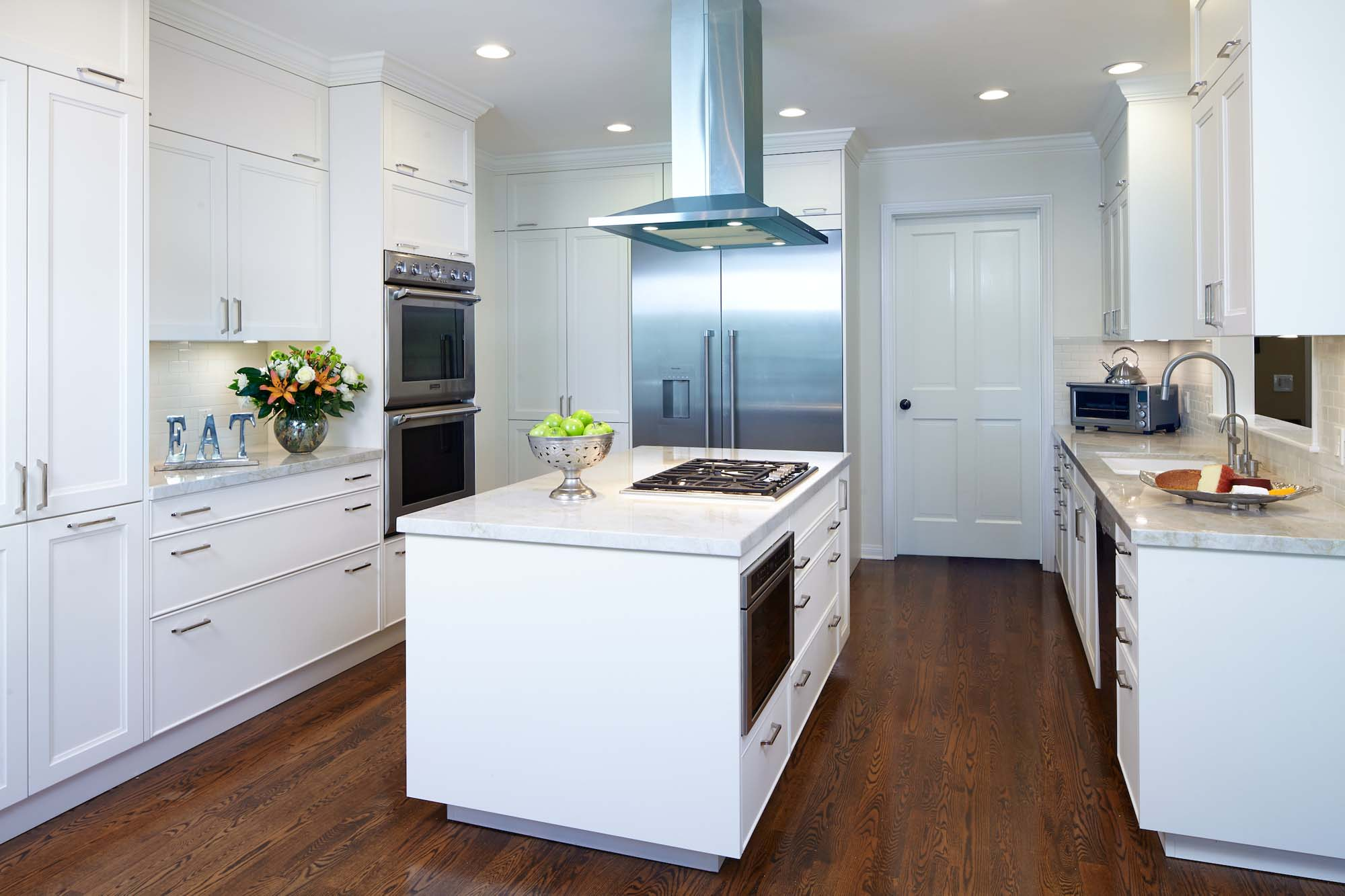 La Cañada-Flintridge Kitchen Makeover - After