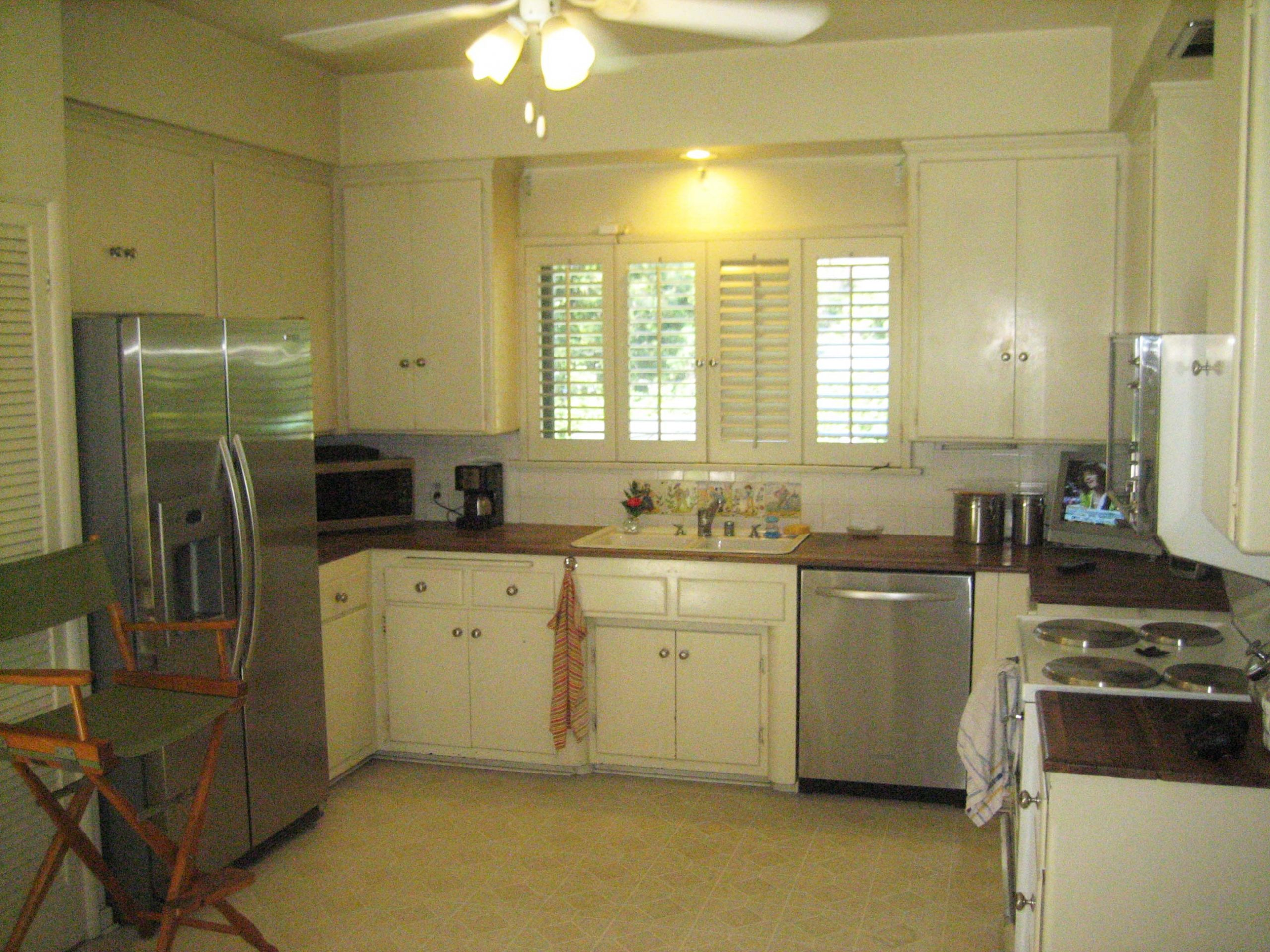 Pasadena Kitchen Remodel - Before