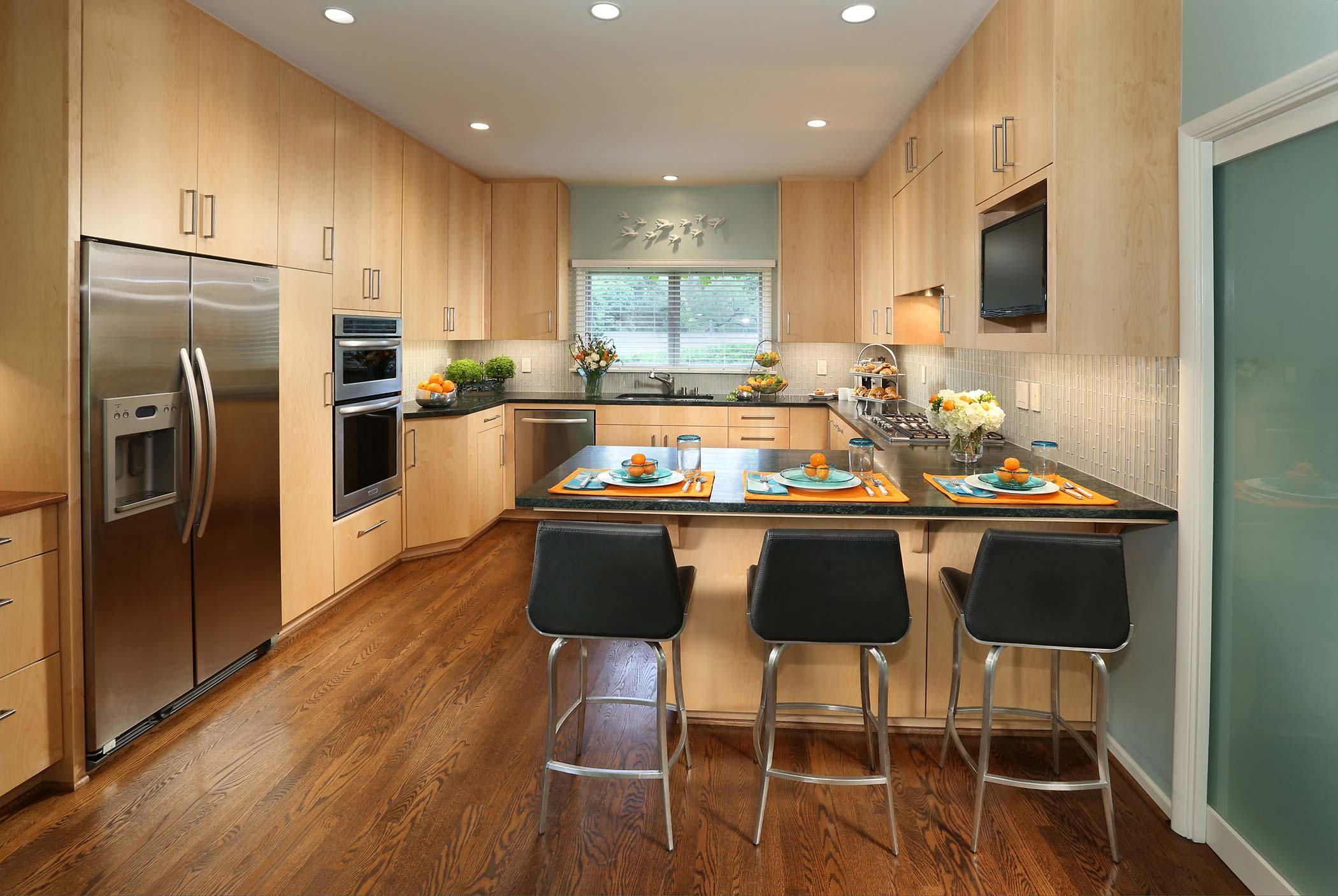 Pasadena Kitchen Remodel - After